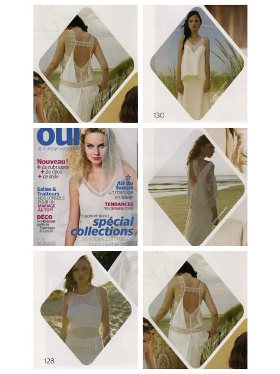 Dossier de presse - OUI magazine - Sept Oct Nov 2014