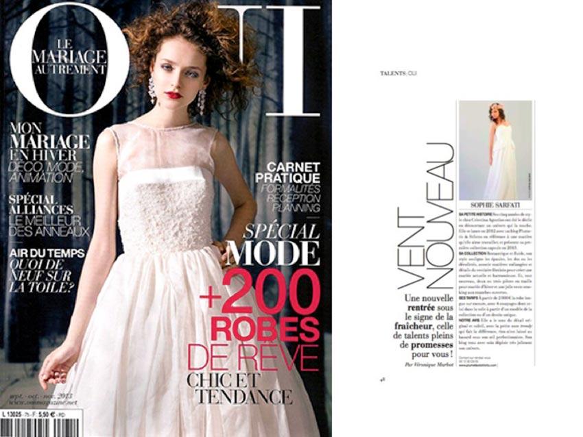 Dossier de presse - Oui Magazine