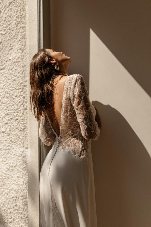 Robe Aura 6.YAnne Audic.Collection 2021