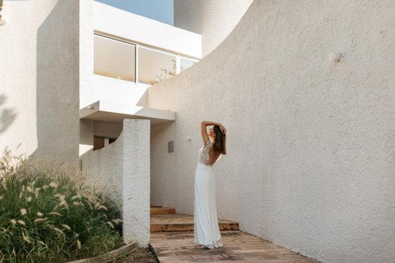 Robe Eden 1.Yann Audic.Collection 2021