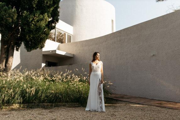 Collection 2021 Robe de mariée Sophie SArfati