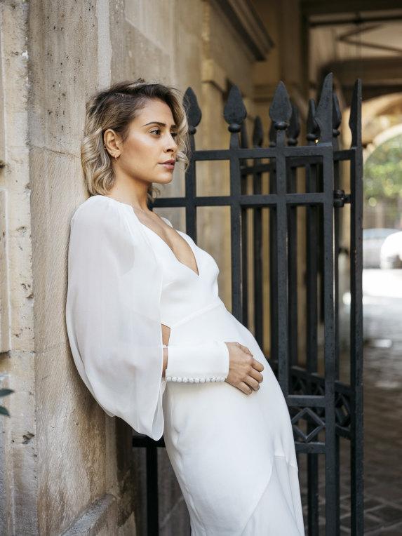 Robe Harmonie Sophie Sarfati 2022 (1)