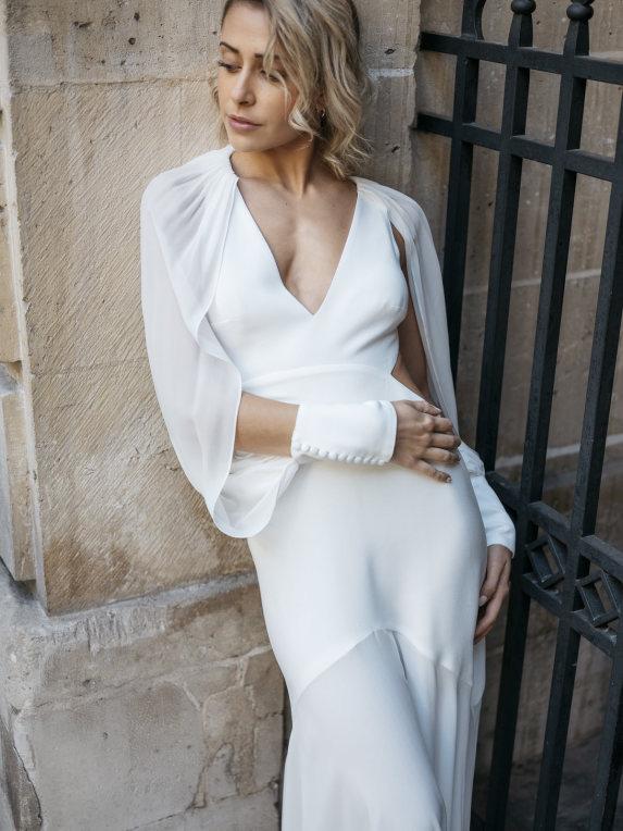 Robe Harmonie Sophie Sarfati 2022 (2)