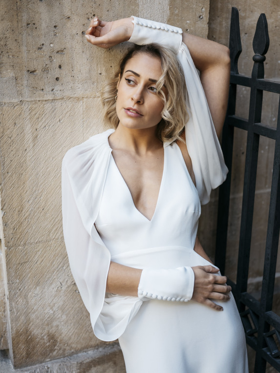 Robe Harmonie Sophie Sarfati 2022 (3)