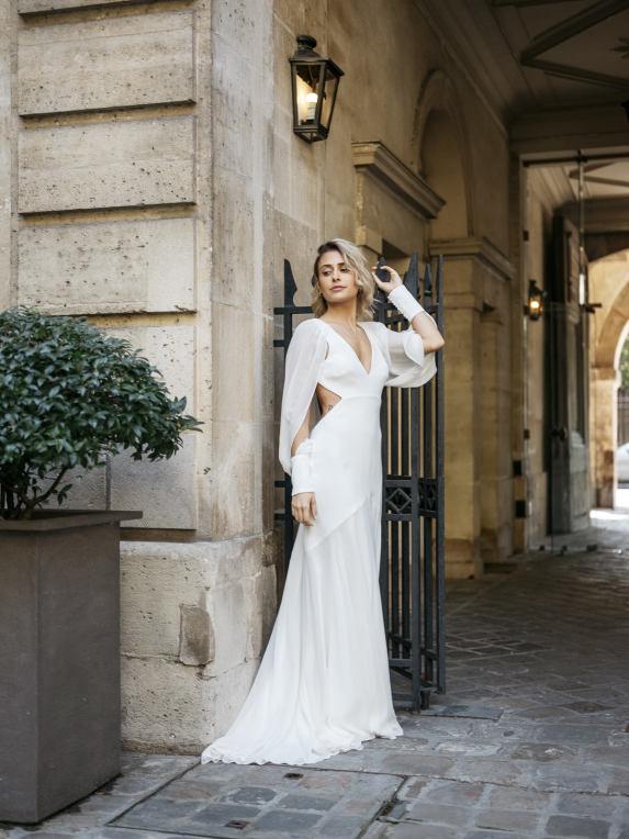 Robe Harmonie Sophie Sarfati 2022 (4)