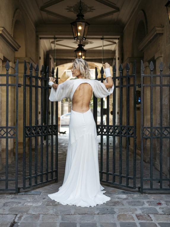 Robe Harmonie Sophie Sarfati 2022 (6)