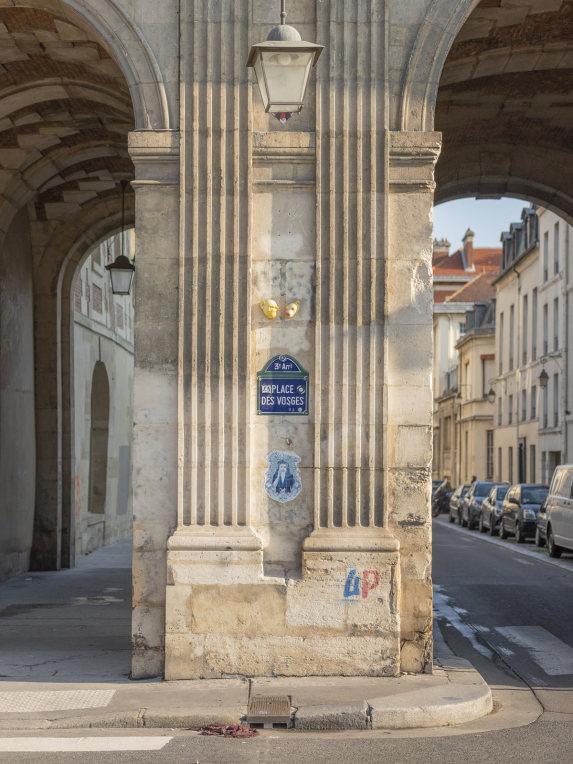 """Collection """"Place des Vosges"""" Sophie Sarfati 2022 (1)"""